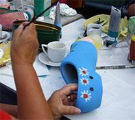 Workshop Klompen Schilderen Medemblik