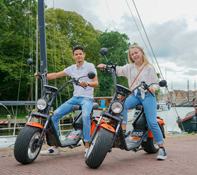 E-Scooter huren in Medemblik